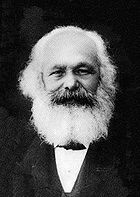 Karl Marx image from Wikipedia